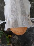 vrecko na chlieb, obal na chlieb, ekologické vrecko, vrecko na pečivo, ľanové vrecko