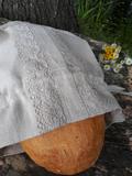 Ľanové vrecko na chlieb Linen Ecstasy