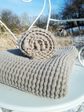 Ľanová osuška a uterák Natural