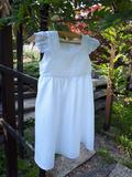 Detské ľanové šaty Liliana