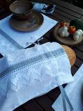 vrecko na chlieb, ľanové vrecko, ekologické vrecko, vrecko na pečivo
