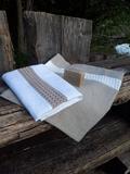 Ľanová osuška a uterák Pure Linen I