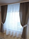 závesy, ľanové závesy, závesy do spálne, závesy na okno
