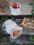 ľanové vrecko, vrecúško, vrecko na chlieb