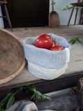 Ľanový košík Linen Memories