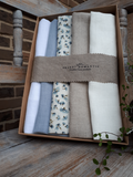 Darčeková sada Linen Towels Cottage