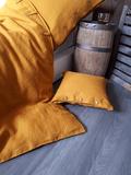 Ľanové obliečky Perfect Look Orange