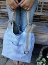 Štýlové ľanové tašky