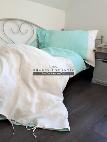 Ľanové posteľné obliečky Magic Story I