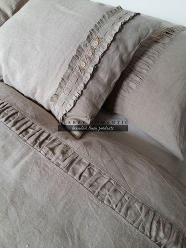 Ľanové posteľné obliečky Nature Dream
