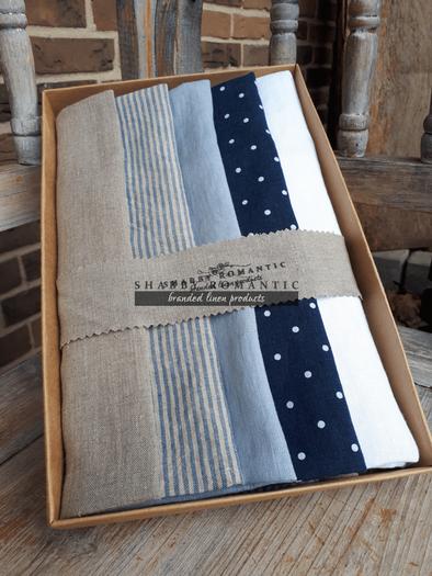 Darčeková sada Linen Towels Classic