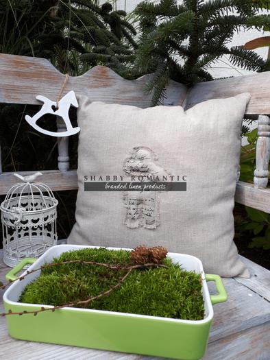 Obliečka na vankúš Natur Christmas IV
